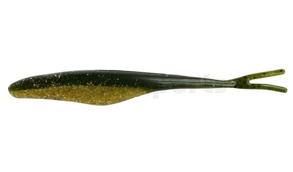 """003115005 Split Tail Minnow 6"""" (ca. 15 cm) Watermelon Gold Flake Laminate"""