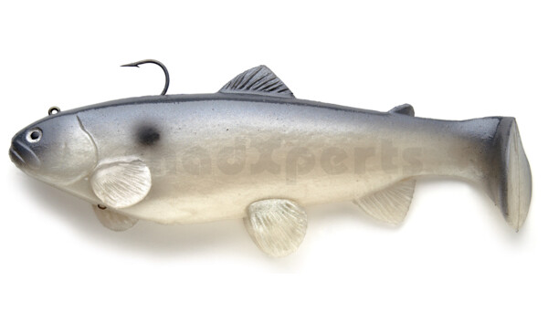 SBT25BS Castaic-Swim-Bait-Trout-25cm sinking Blue Shad
