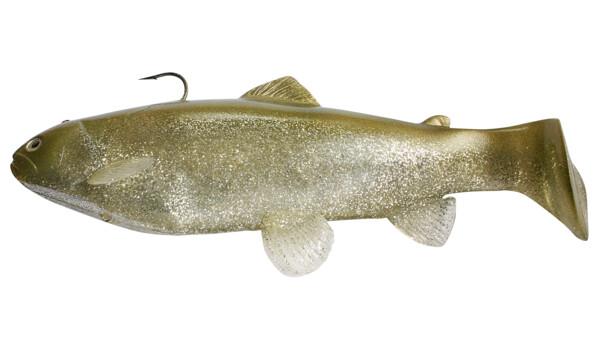 SBT25GH Castaic-Swim-Bait-Trout-25cm sinking Glitter Hasu