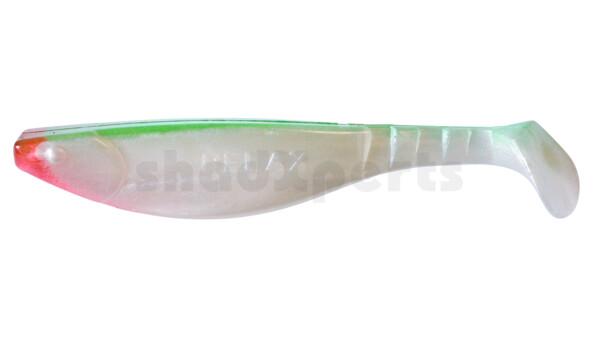 "000216010 Kopyto-River 6"" (ca. 16,0 cm) pearlwhite / green"