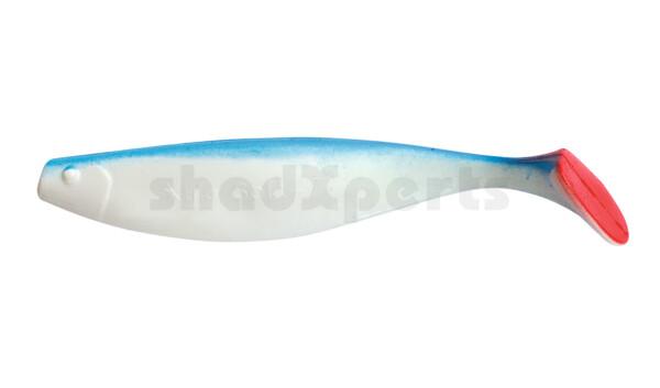 "000418006 ShadXperts´ Xtra-Soft 7"" (ca. 18,0 cm) white / blue"