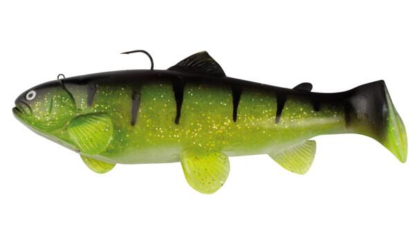 "SBT25RPW Castaic-Swim-Bait-Trout - 10"" (25cm) sinking Reno Perch White"