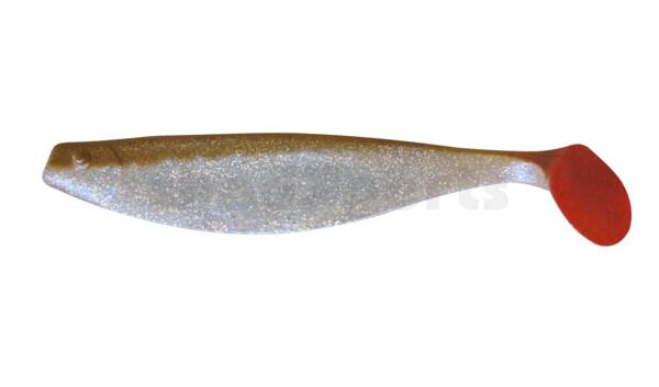 "000418166 ShadXperts´ Xtra-Soft 7"" (ca. 18,0 cm) bluepearl-glitter / brown"