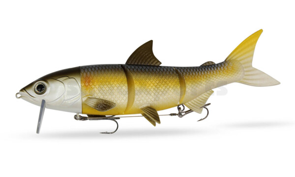 "HYRO25RU RenkyOne - Hybrid Fishing Lure 10"" (ca. 25 cm) slow sinking Rudd"