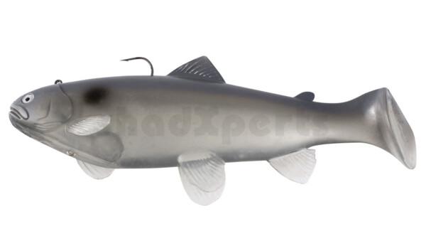 SBT25GBS Castaic-Swim-Bait-Trout-25cm sinking Ghost Blue Shad