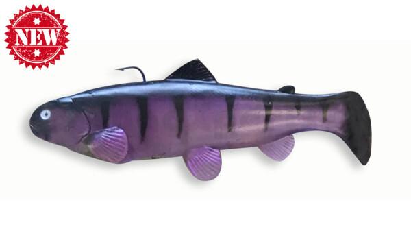 SBT25MP Castaic-Swim-Bait-Trout-25cm sinking Mad Perch