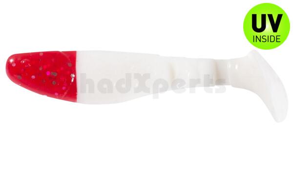"000208001RH Kopyto-Classic 3"" (ca. 8,0 cm) white / Red Head"