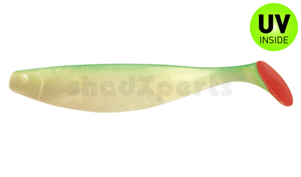 """000418029 ShadXperts´ Xtra-Soft 7"""" (ca. 18,0 cm) goldpearl / green"""