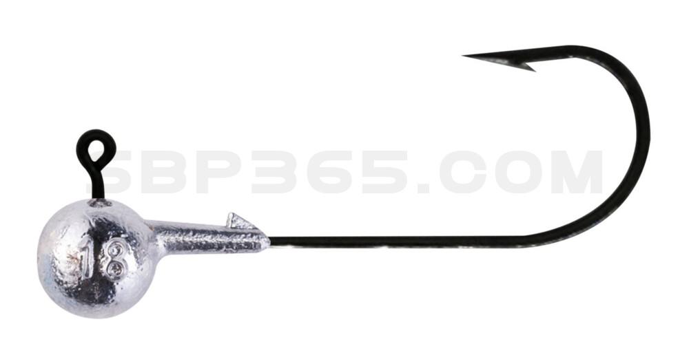 VMC Long Shank Rundkopf size: 6/0, weight: 10 g