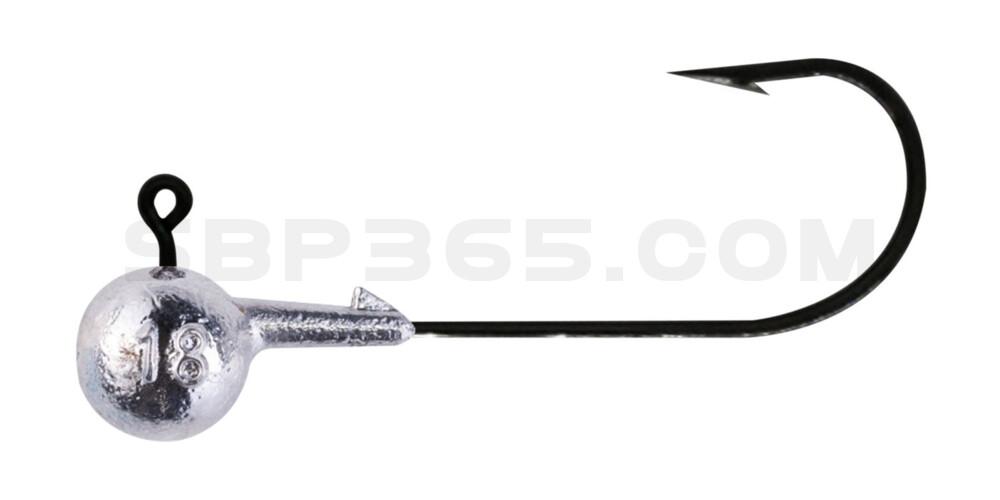 VMC Long Shank Rundkopf size: 5/0, weight: 10 g
