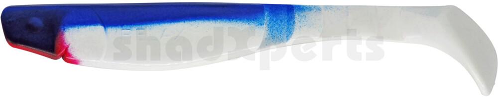 "000220006 Kopyto-Classic 8"" (ca. 20,0 cm) reinweiss / blau"